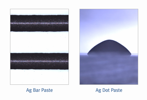 Ag Bar Paste / Ag Dot Paste Image